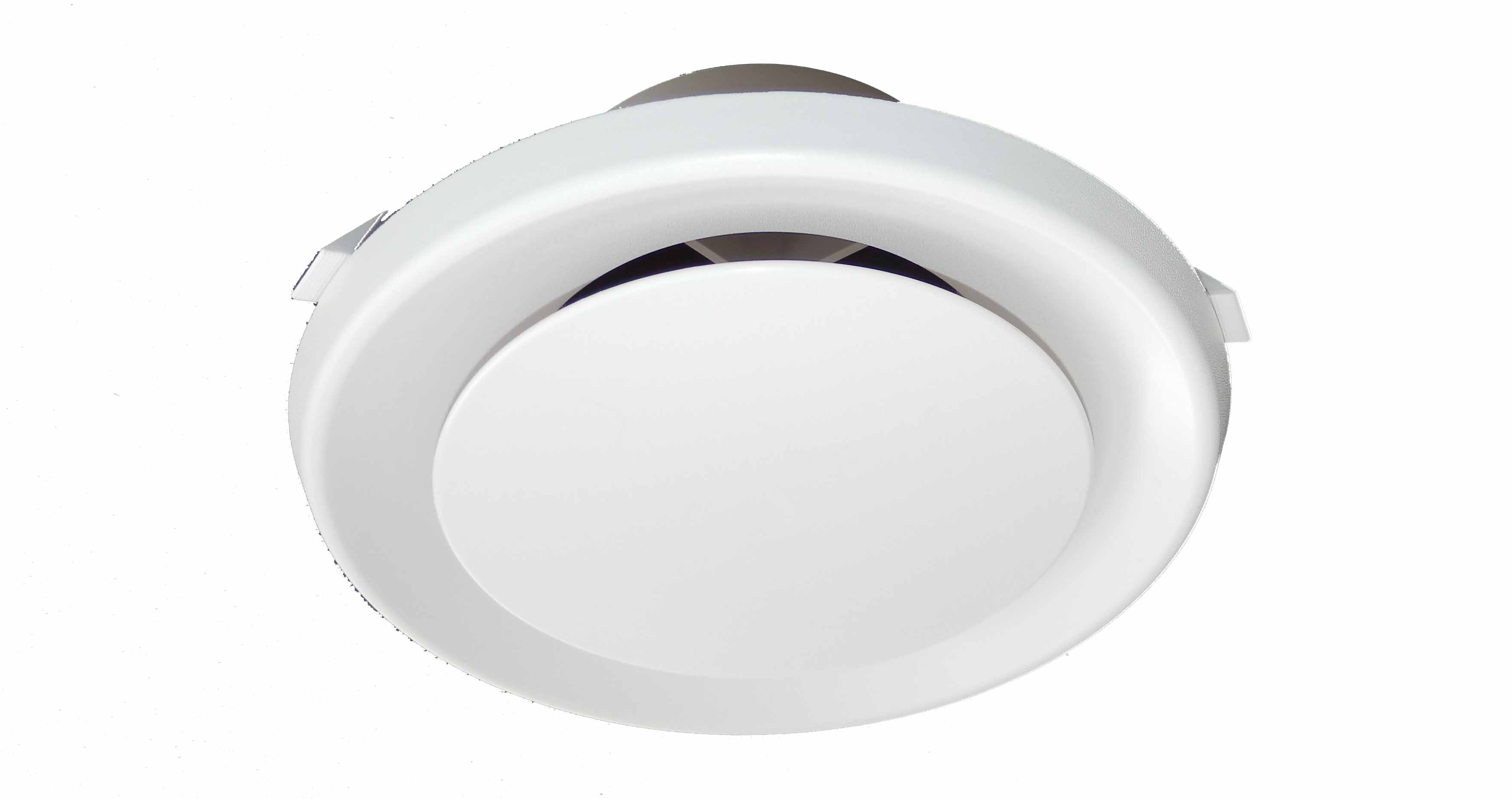 Pycd200 237100 Round Ceiling Diffuser 200dia S 77 05 Pycd250